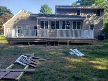 deck builder for composite manchester