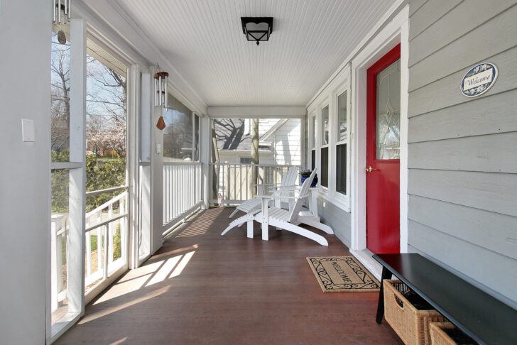 New Hampshire deck builder