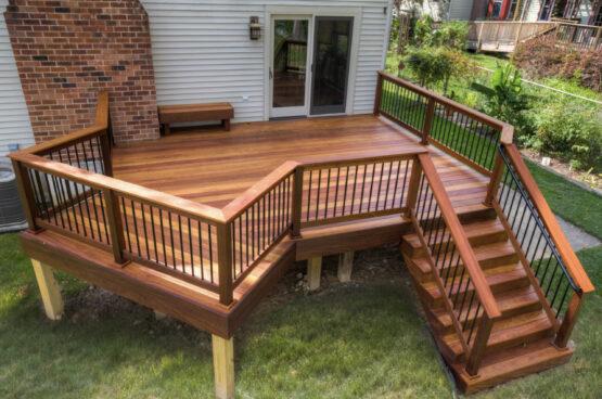 deck installation Londonderry